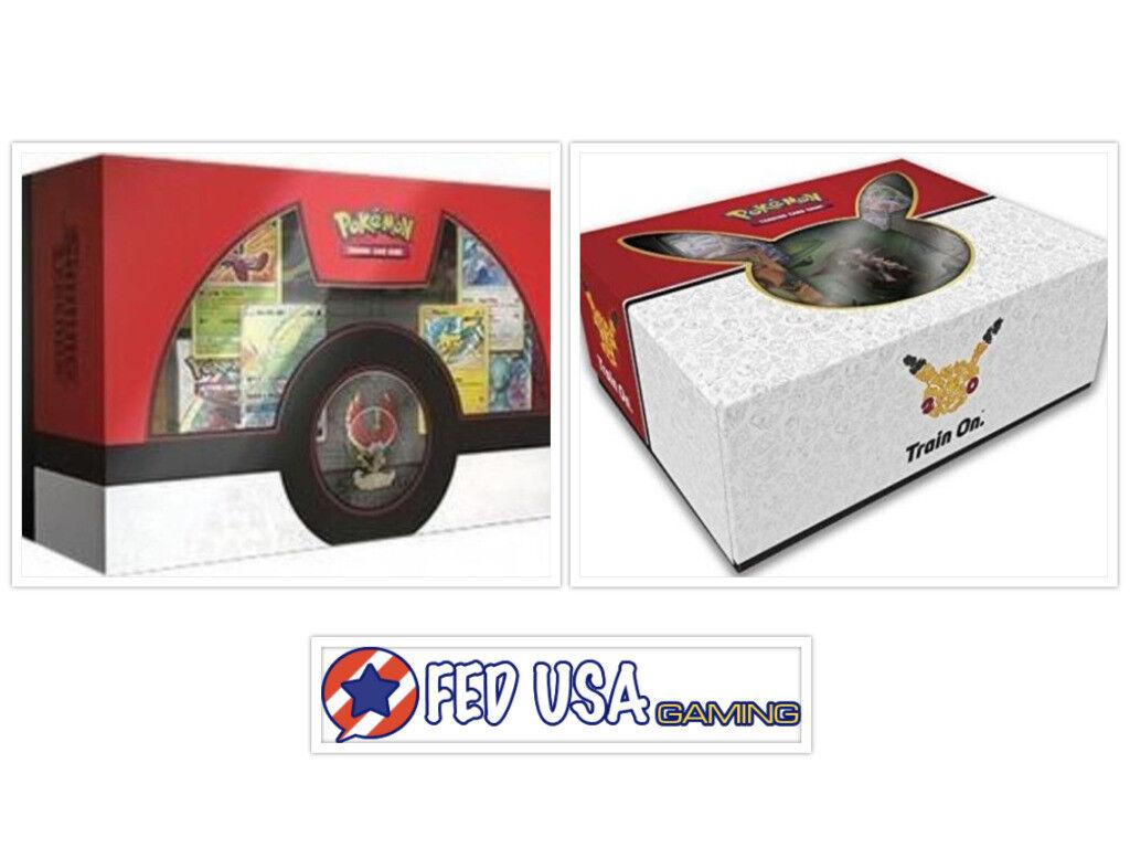 Pokemon Shining Legends Ho-oh  Mew Mewtwo Paquete De Cajas De Colección Súper Premium