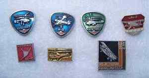 ALT-PINS-Kamow-KA-Hubschrauber-Heli-Antonow-AN-Jakowlew-JAK-AEROFLOT-Flugzeug