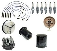Toyota Pickup 1992-1994 3.0l Tune Up Kit Filters Wires Spark Plugs