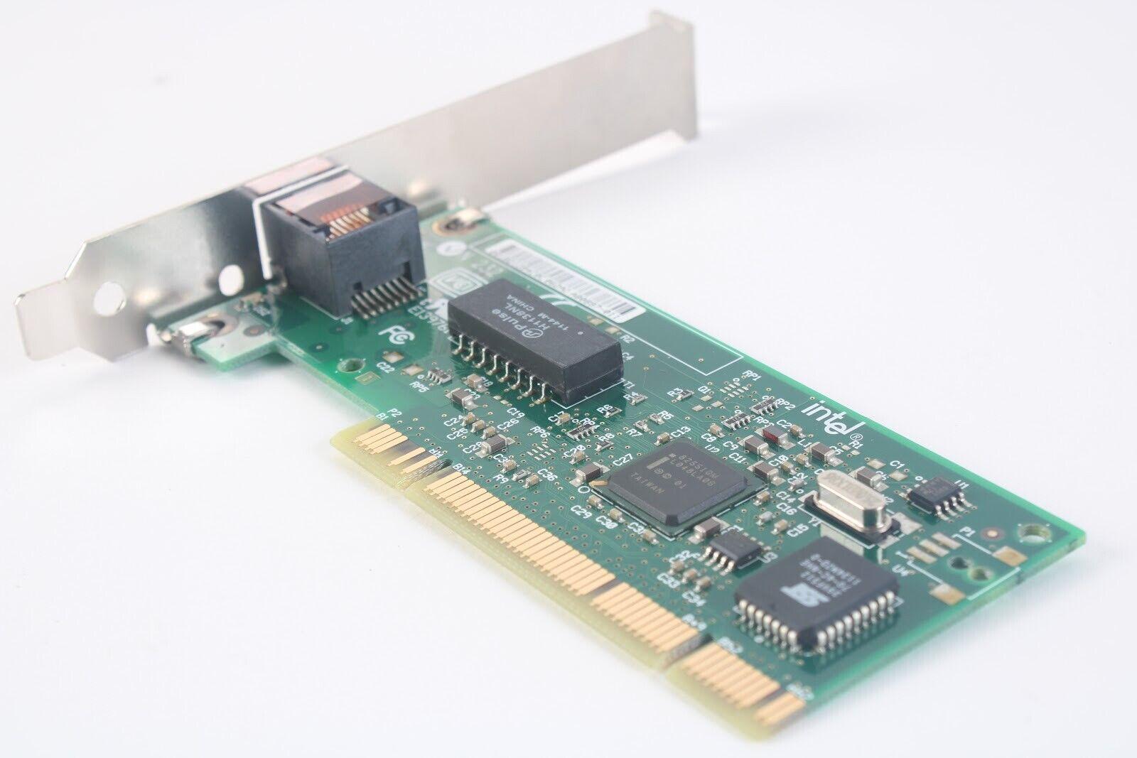 Intel pro/100 854613m desktop network adapter 8460m stack 735858162302