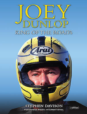 Joey Dunlop: King of the Roads-ExLibrary