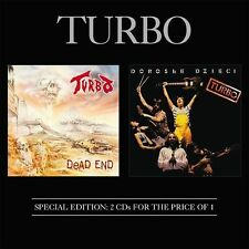 2CD TURBO Dead End / Dorosłe Dzieci * remastered