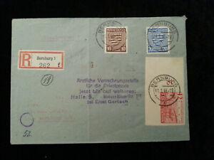 Deutschland-Alliierte-Besetzung-1946-Brief-Bernburg-nach-Halle-Saale