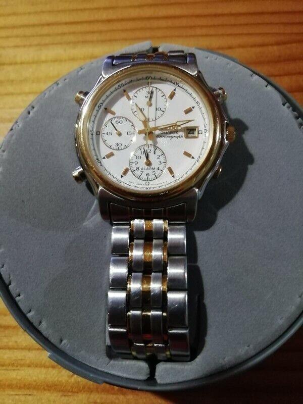 Seiko Chronograph Classic Watch