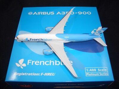 "*AIRSTORE* Phoenix 1:400 Diecast FrenchBlue A350-900 /""New Livery F-HREU/"" RARE"