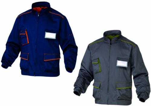 Delta plus panoplie M6VES Panostyle Homme veste manteau travail conducteurs uniforme Bnwt