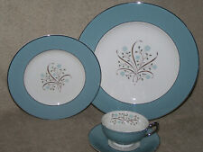 Syracuse China Meadow Breeze 4 pc Place Setting