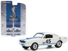 GREENLIGHT 1:64 2020 FORD SHELBY GT350 HERITAGE WHITE 55TH ANNIVERSARY 28040-F