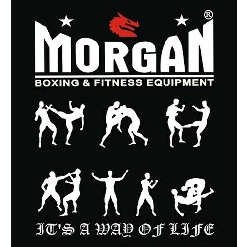 MORGAN WAY OF LIFE BOXING MARTIAL ARTS MMA BANNER