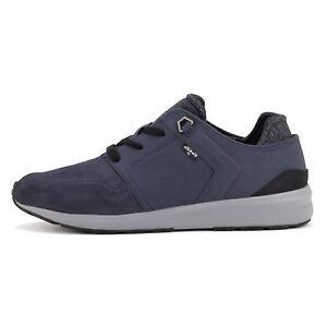 Levi's Dark Black Bnwt Runner Mens Shoes Blue New Tab zA6qrZzw