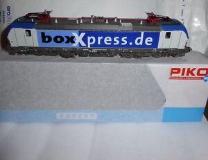 Piko 59973 Locomotive Électrique Vectron Br 193 842-2 Boxxpress Ep.6,plux,
