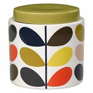 Orla Kiely Storage Jar Multi Stem Ebay