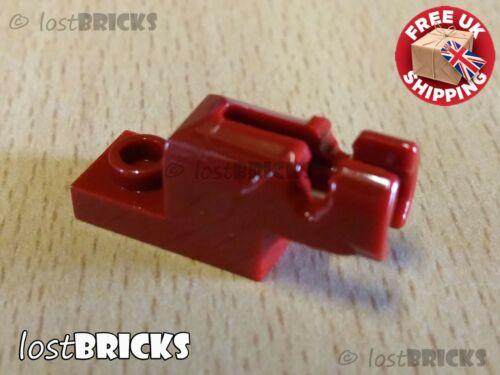 5 x NEW LEGO Plate 1x2 with Mini Blaster Part 15403 FREE POST SELECT COLOUR