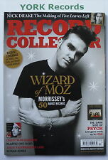 RECORD COLLECTOR MAGAZINE - Issue 370 Christmas 2009 - Morrisey / Rare Psych