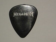 MEGADETH Logo Concert Tour RaRe 90's GUITAR PICK Metal Thrash band