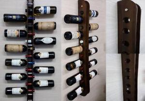 Porta bottiglie cantina a muro parete cantinetta per bottiglia vino rastrelliera ebay - Porta vino da parete ...