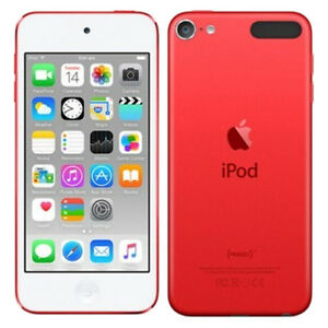 apple ipod touch 6th generation product red 128gb very. Black Bedroom Furniture Sets. Home Design Ideas