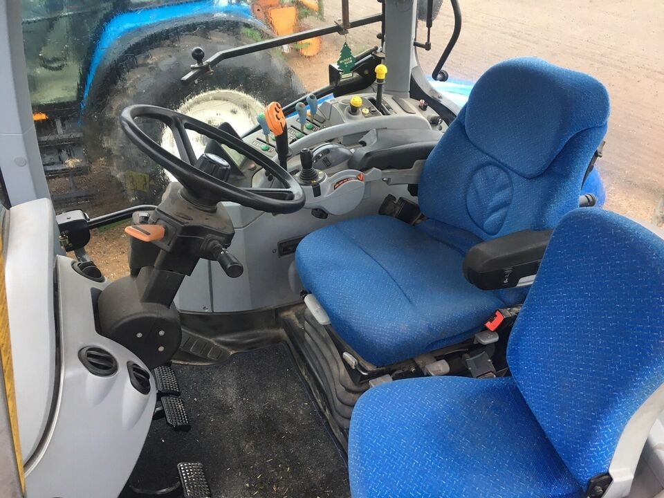 New Holland, T7060 TG, timer 5080