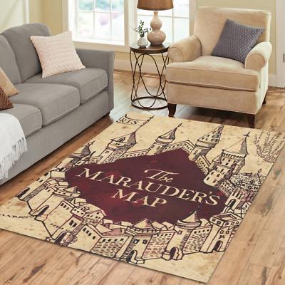 Sweet Home Modern Custom The Flash Area Rug Indoor Soft Carpet for Bedroom