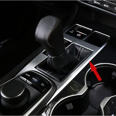 Matte Center Console Cup Holder Cover Trim Fit For Lexus New RX350 RX450H 2016 2017