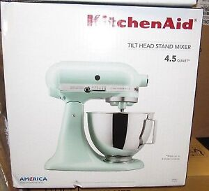 KitchenAid KSM96IC 4.5qt. Tilt Head Stand Mixer - Ice Blue for sale on ice vs. aqua sky kitchenaid mixer, ice blue microwave, ice blue kitchenaid blender, ice cream brand boots for girls, ice kitchenaid artisan stand mixers, ice cleaner for floors, ice blue ice cream, ice blue porsche, ice blue christmas, ice blue kitchenaid food processor, ice blue mint cuisinart, ice blue mints in bulk,