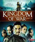876964004091 Kingdom of War Part II With Saruny Wongkrachang Blu-ray Region 1