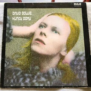 David-Bowie-Hunky-Dory-vinyl-LP-1983-re-issue-on-RCA-International-German-press