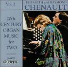 Twentieth Century Organ Music for Two, Vol. 2 (CD, Jan-2009, Gothic Records)
