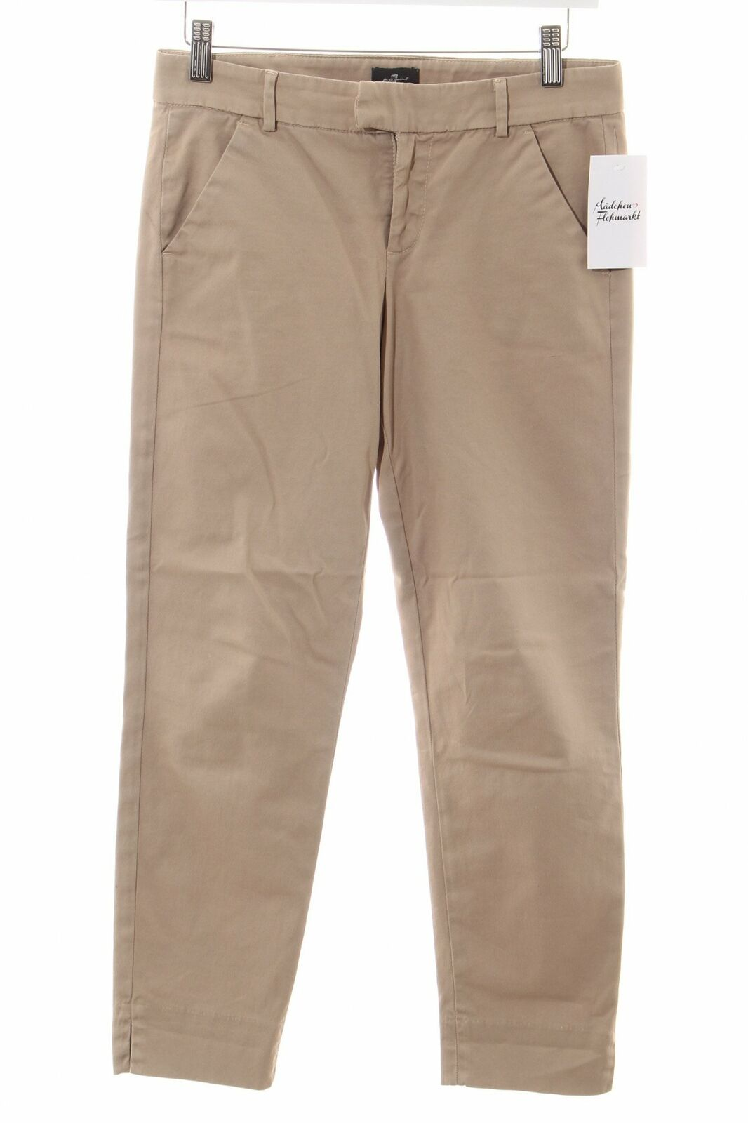 7 for all mankind 7 8 - pantaloni beige casual-look casual-look casual-look da donna tg. de 30 TROUSERS 42ffd4