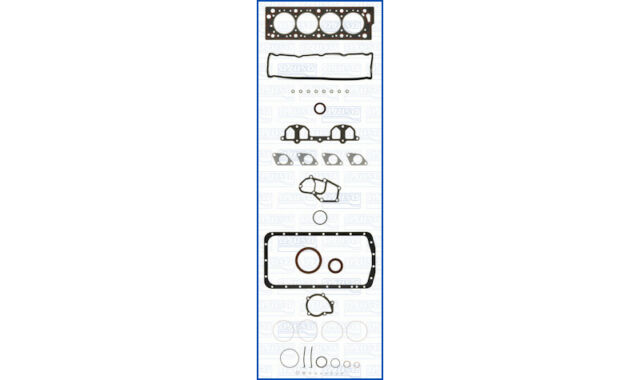 Genuine AJUSA OEM Replacement Full Engine Rebuild Gasket Set [50104800]