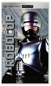 Robocop-PSP-UMD-Movie-Film-GOOD-CONDITION