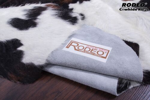 Superior Quality Rodeo Cowhide Rugs Value Combo Sets Large Size 5 pcs
