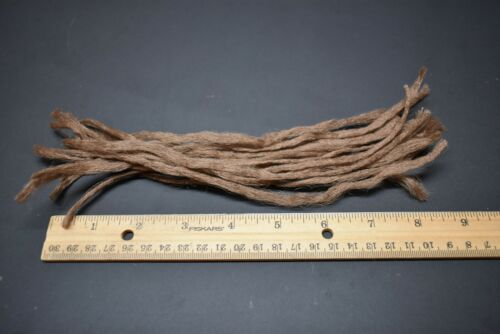 Parachute Posts Fly Tying 15 BROWN Polypro Poly  Yarn