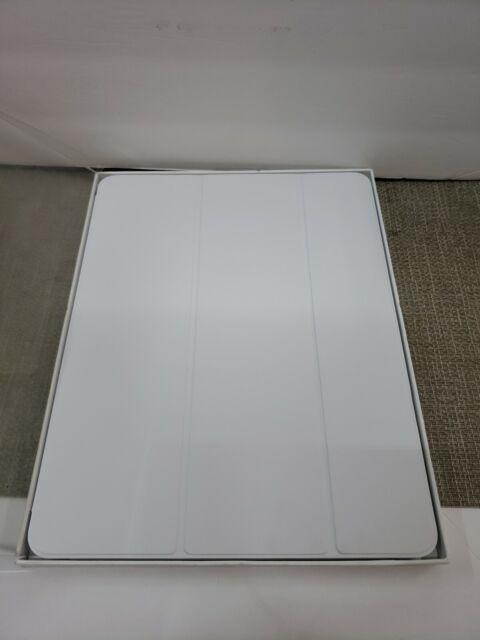 Apple Smart Folio Case For Apple iPad Pro 3rd Gen 12.9 inch White MRXE2ZM//A