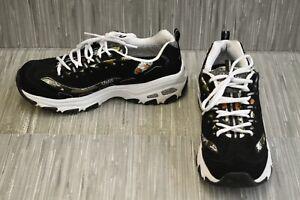 cómo recurso Acercarse  SKECHERS D'Lites - Floral Days 13082 Athletic Training Shoe, Women's Size 9  192283299902   eBay