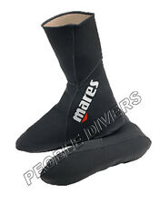 Mares Classic Dive Socks warm 3mm Neoprene Scuba, snorkel, freedive