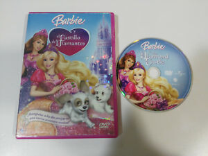 BARBIE-Y-EL-CASTILLO-DE-DIAMANTES-DVD-EXTRAS-ESPANOL-ENGLISH-PORTUGUES