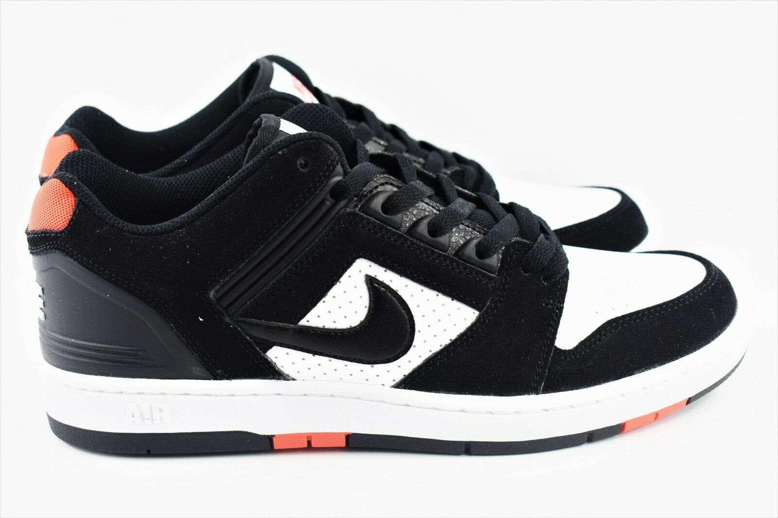 Nike SB Air Force II Low Mens Size 7.5 shoes Bred AO0300 006