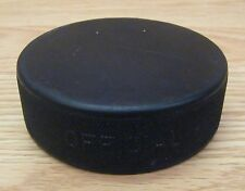 Vegum - Official 6 Ounce black Hockey Puck Only - Made in Slovakia **READ**