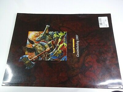 Sincero Games Workshop Catalogo Generale 2002-mostra Il Titolo Originale Non-Stireria