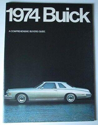 Original 2002 Buick Regal Deluxe Sales Brochure 02