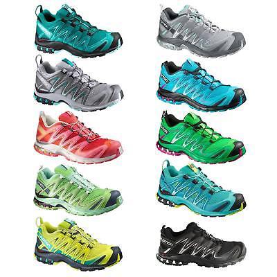 Salomon XA Pro 3D Damen Laufschuhe Jogging Outoor Schuhe atmungsaktiv NEU   eBay