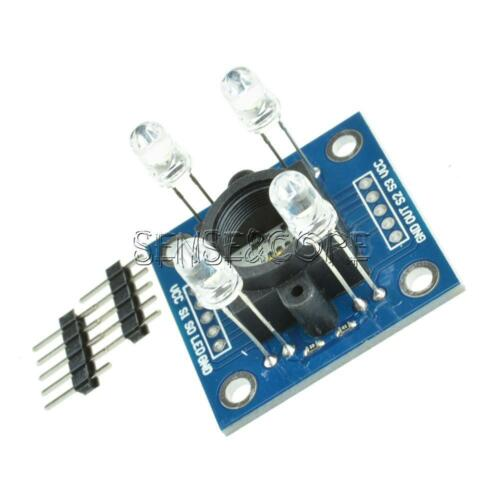 TCS230// TCS3200 Color Recognition Sensor Farberkennung Modul für MCU Arduino New