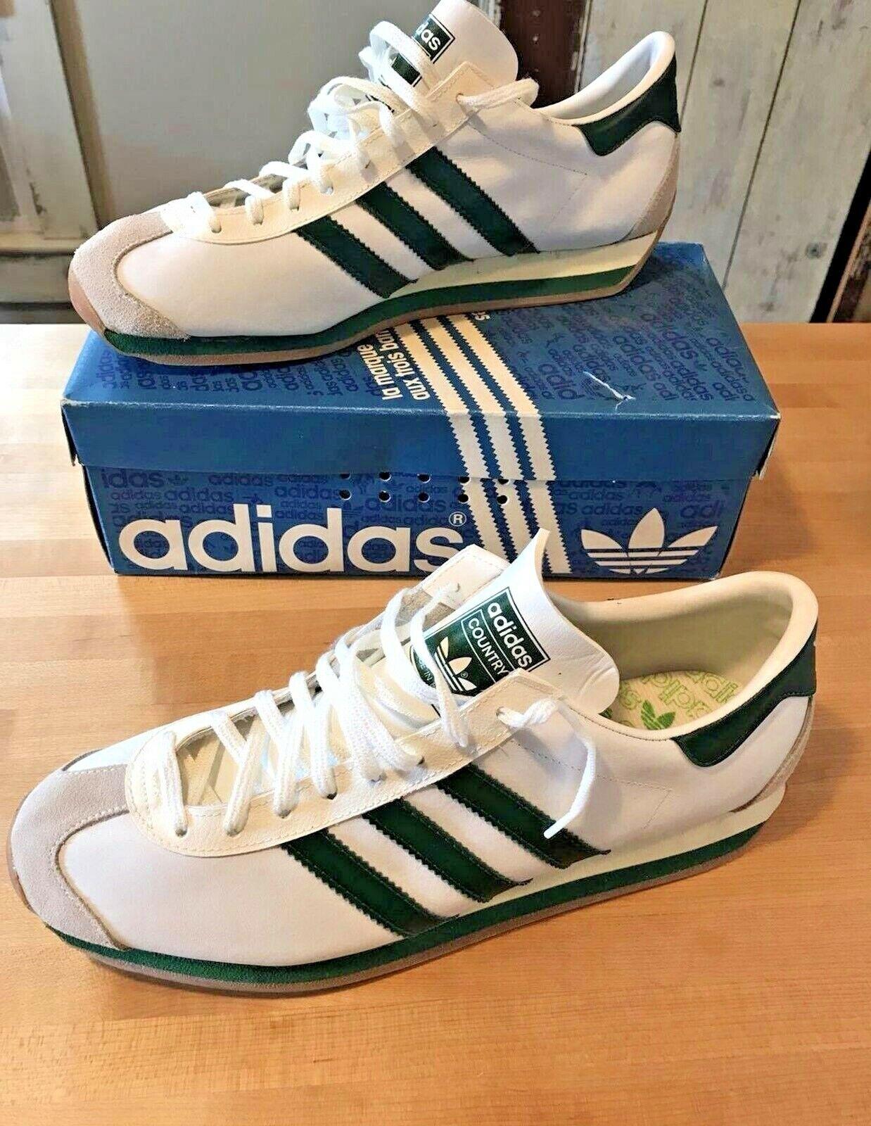 Vintage Adidas Country Sneakers | eBay