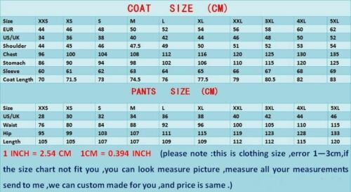 Royal Blue Groom Tuxedos 2 Piece Slim Fit Mens Wedding Suits Prom Party Blazers
