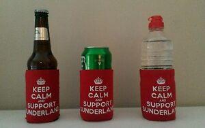 christmas Sunderland Gift Football Bottle amp Can Cooler Gift BUY 2 GET 1 FREE - Barking, United Kingdom - christmas Sunderland Gift Football Bottle amp Can Cooler Gift BUY 2 GET 1 FREE - Barking, United Kingdom