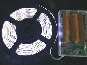 2m-long-120-WHITE-LED-3AA-Battery-Powered-Waterproof-LED-Light-Strip