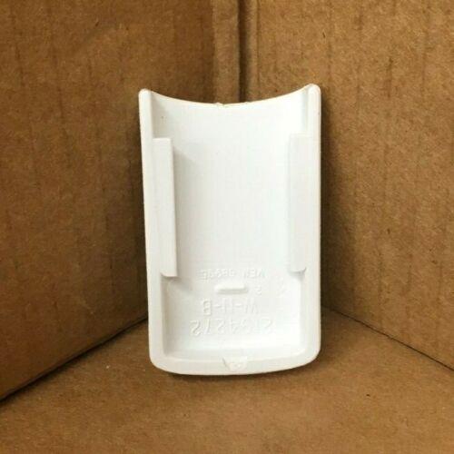 PART# 2194272 WHIRLPOOL REFRIGERATOR DOOR HANDLE CAP