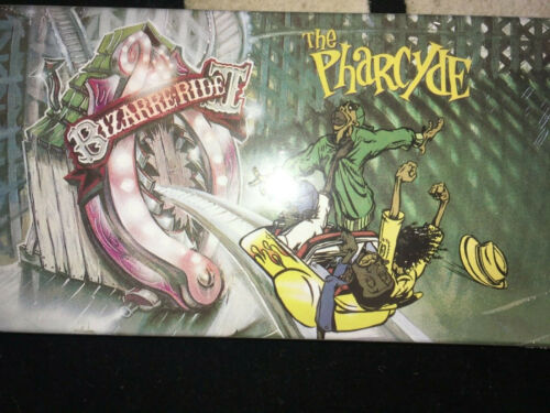The PHARCYDE bizarre ride skateboard