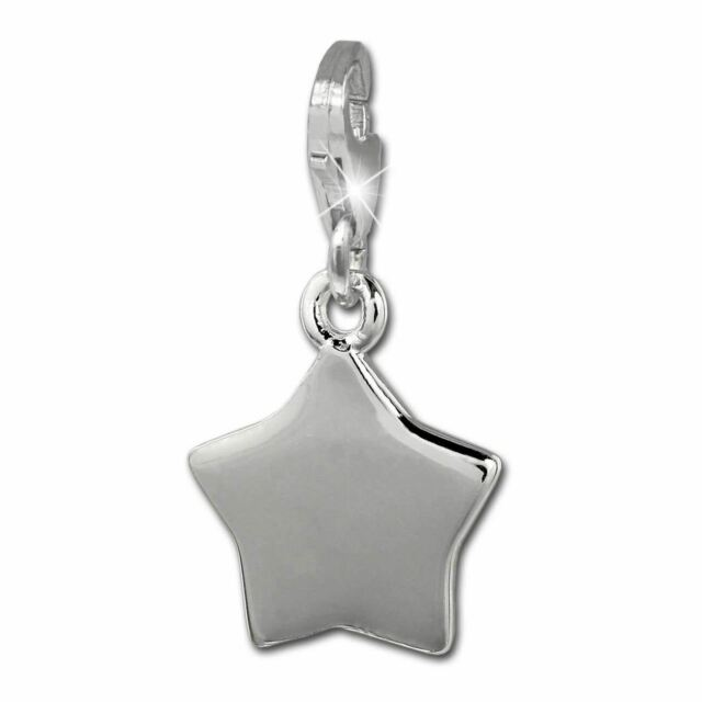 Breloque SilberDream - Ancre - Argent Sterling 925 - Bracelet Pendentif FC3147